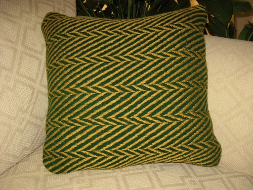 William & Mary Designer Pillow-16inch